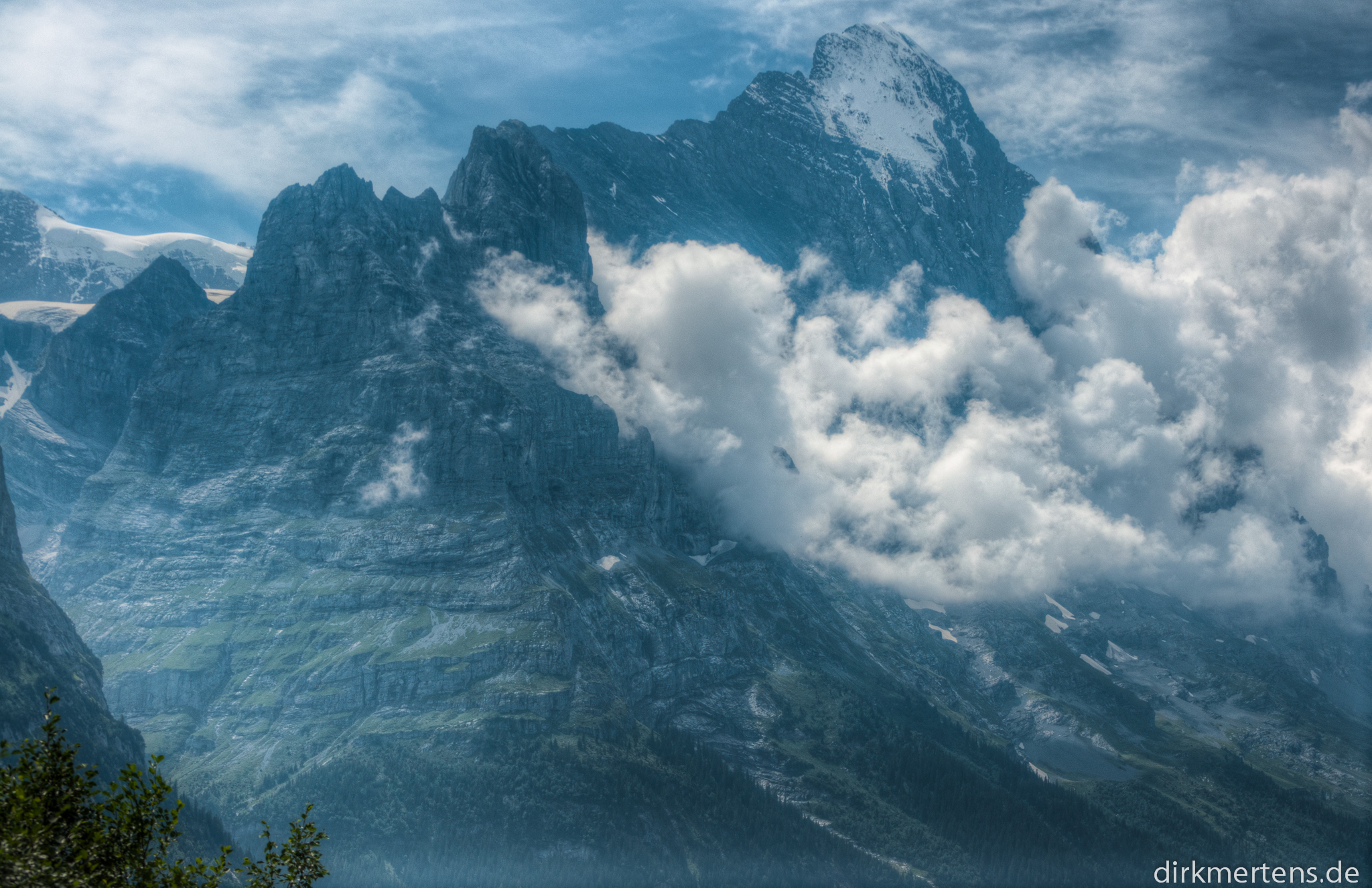 Eiger von Grindelwald