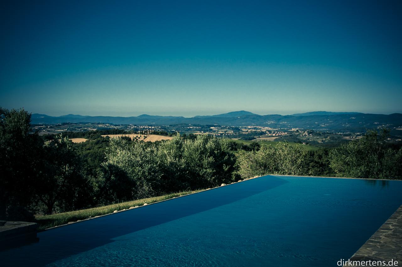 Le Macie, Vagliagli, Toskana, Italien