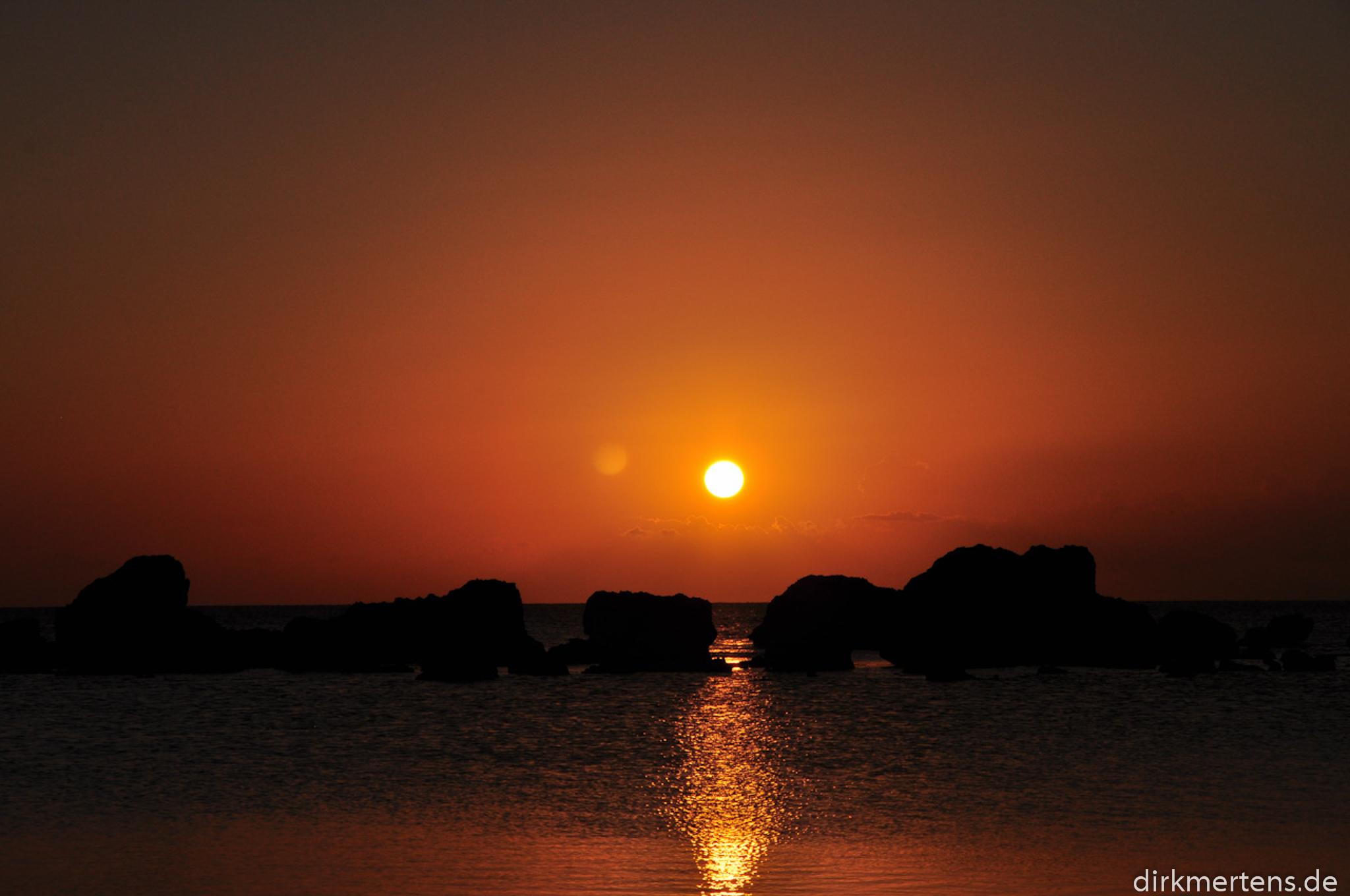 Sundown / Trinidad