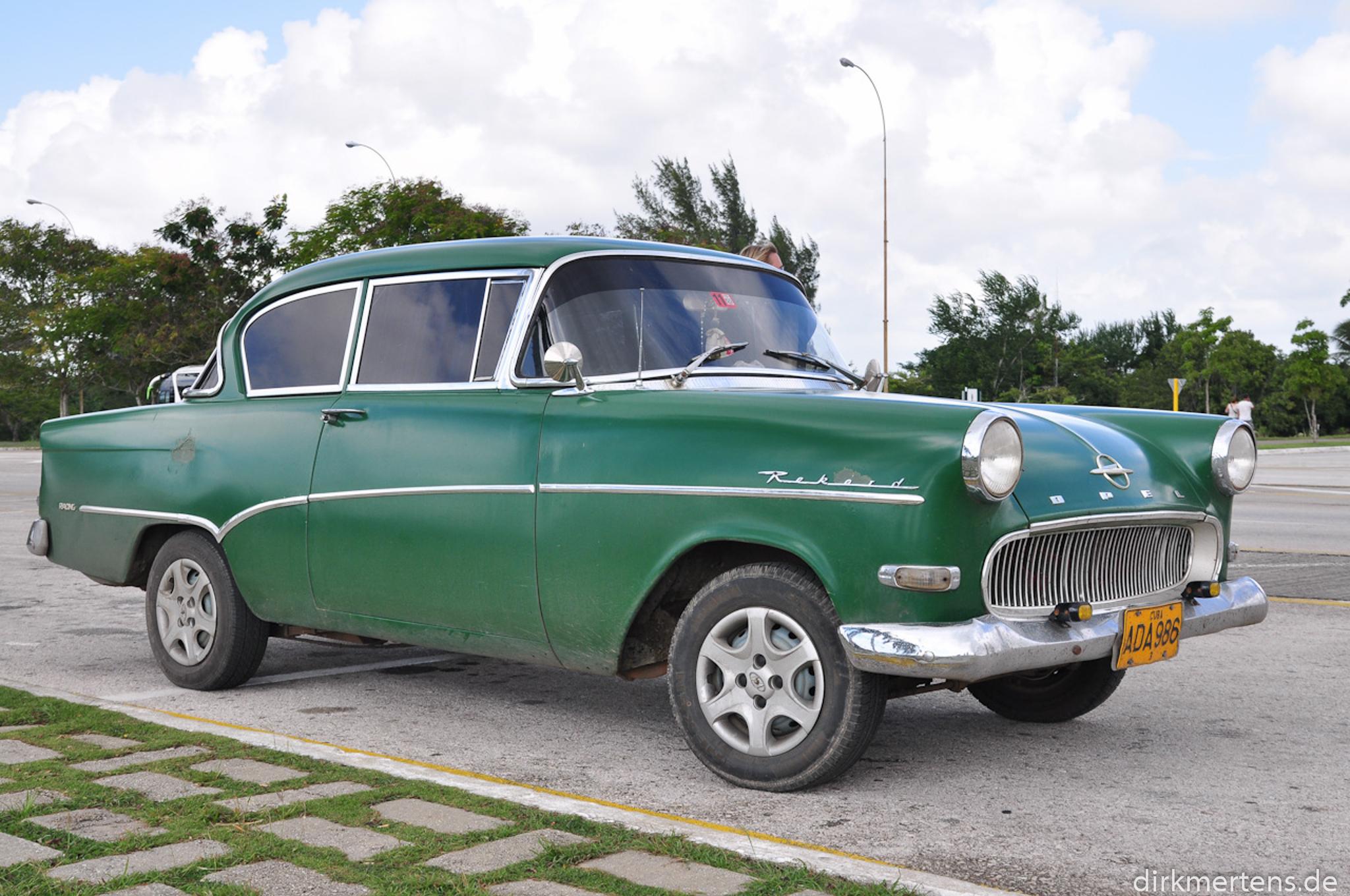 Oldtimer / Kuba