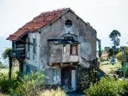 Altes Haus in der Villa Beuca