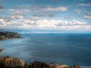Blick Richtung Genua