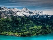 Thuner See von Beatenberg aus