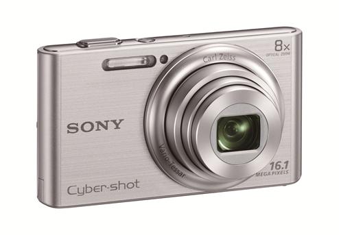 DSC-W730 von Sony_Silber_03