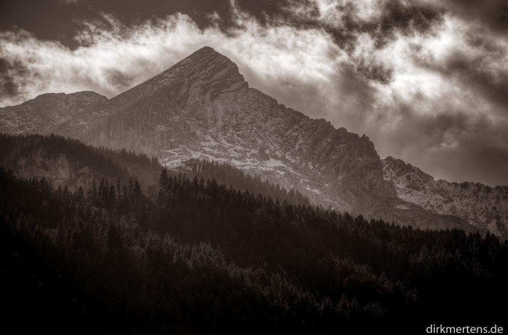 Alpspitze  2628 m