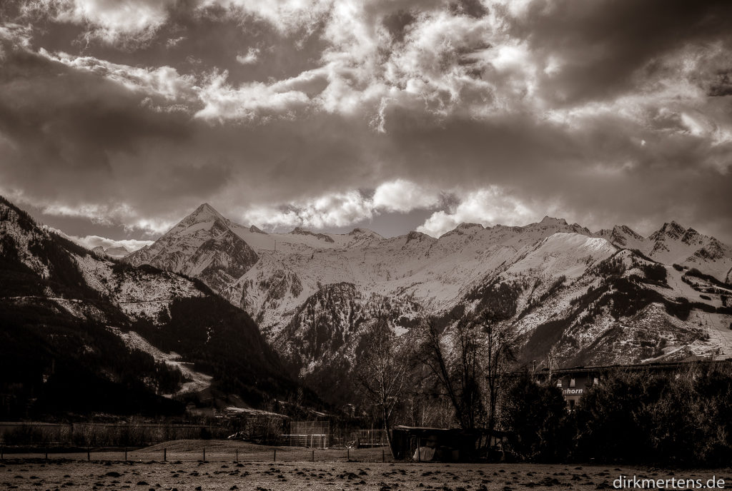 Kitzsteinhorn 3203 m