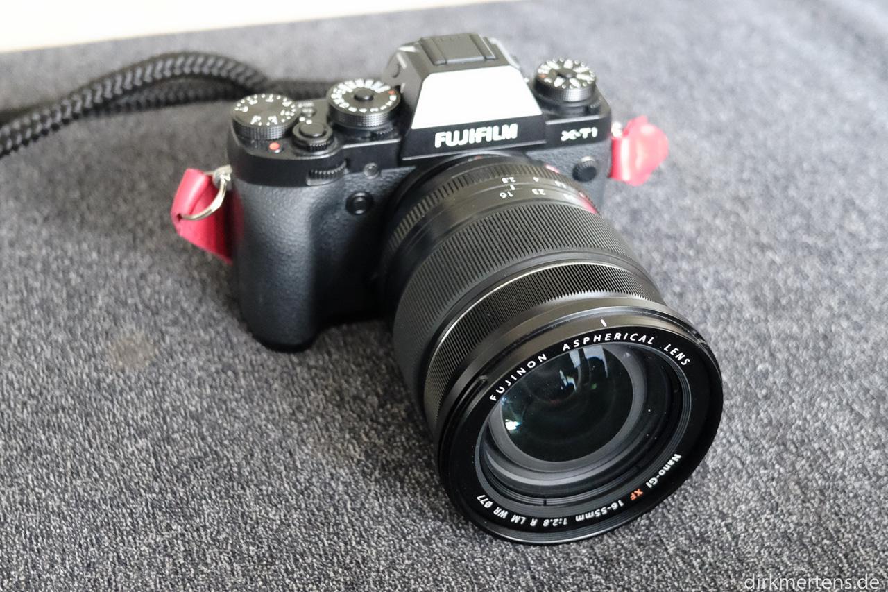 Fujinon XF16-55/f2,8