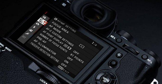 neue firmware updates f r kameras der x serie fujifilm x. Black Bedroom Furniture Sets. Home Design Ideas